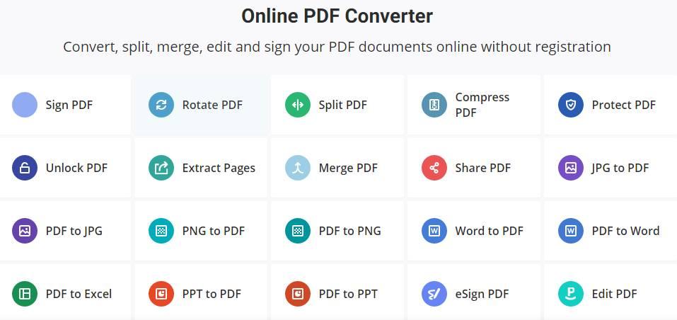 Altopdf.com Online PDF Converter