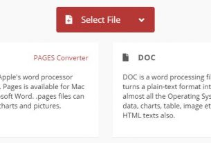 Cloudconvert.com/pages-to-doc PAGES to Word Converter