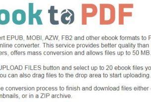 Ebook2pdf.com Ebook to PDF