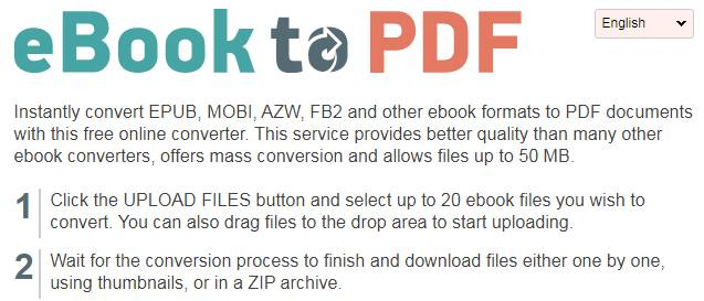 Ebook2pdf.com Ebook to PDF