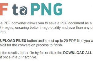 Pdf2png.com PDF to PNG