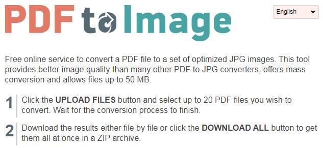 Pdftoimage.com PDF to Image