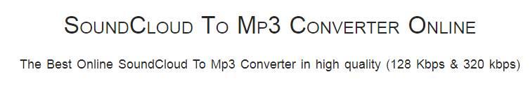 Scddlr.com SoundCloud To Mp3
