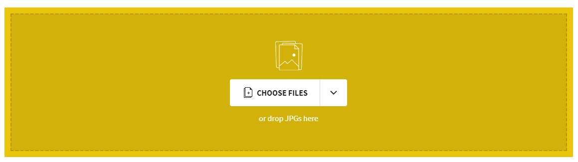 Smallpdf.com JPG to PDF