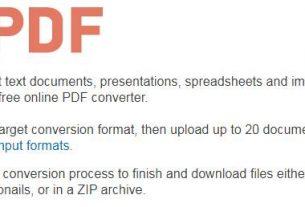 Topdf.com to PDF