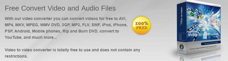 Videotovideo.org Video to Video Converter