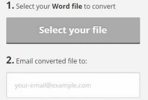 Wordtopdf.com Word to PDF Converter