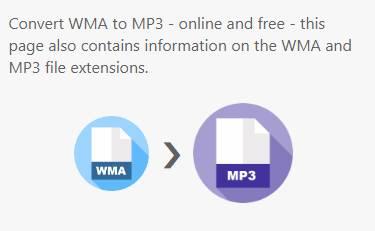 Zamzar.com WMA to MP3